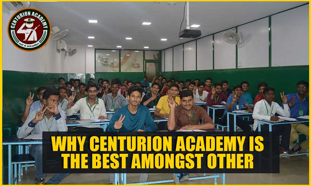 Why centurion is best