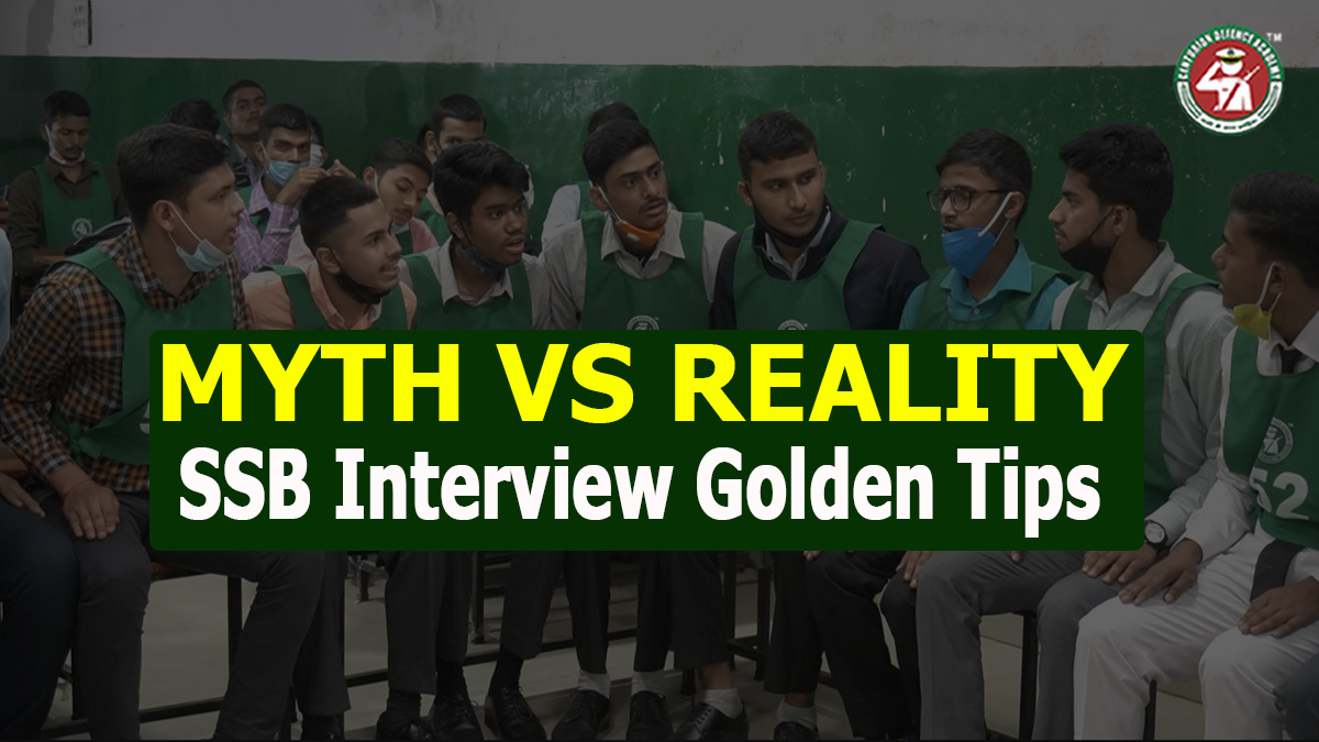 SSB Interview Golden Tips