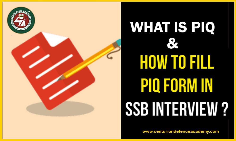 what is piq in ssb