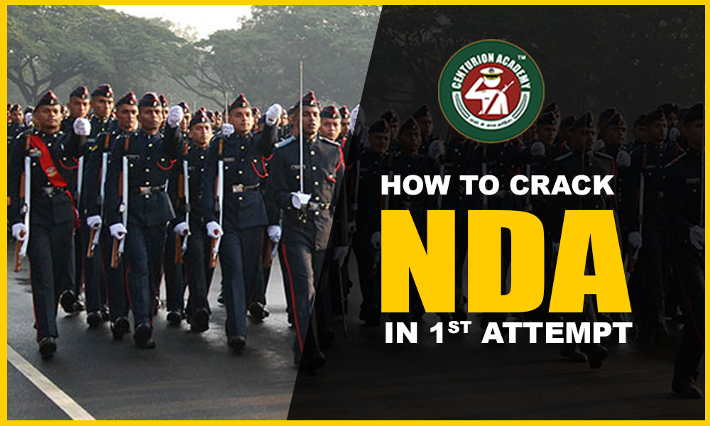 how to crack nda in 1st attempt