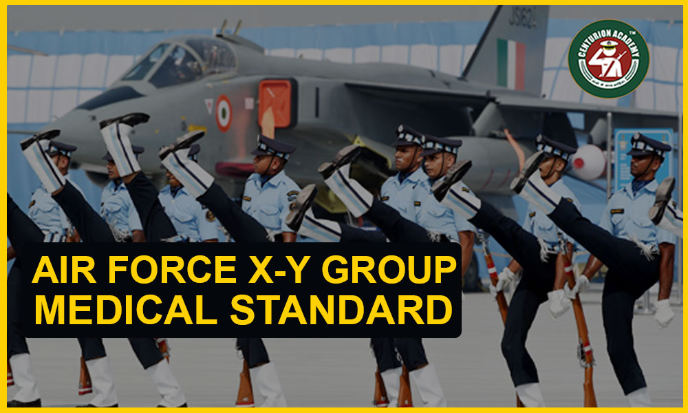 Airforce Exam Physical Standard