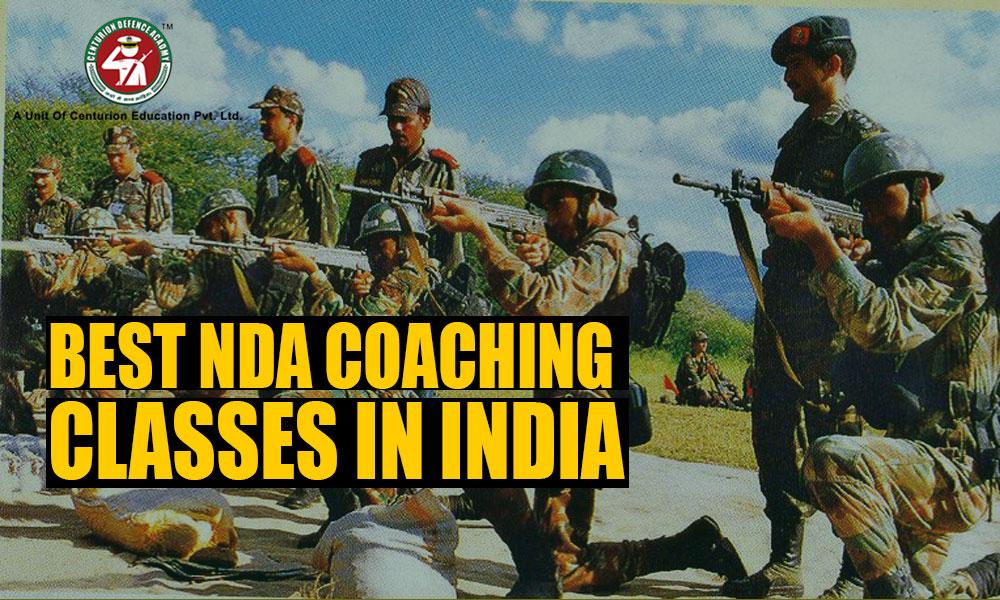 NDA Coaching in India