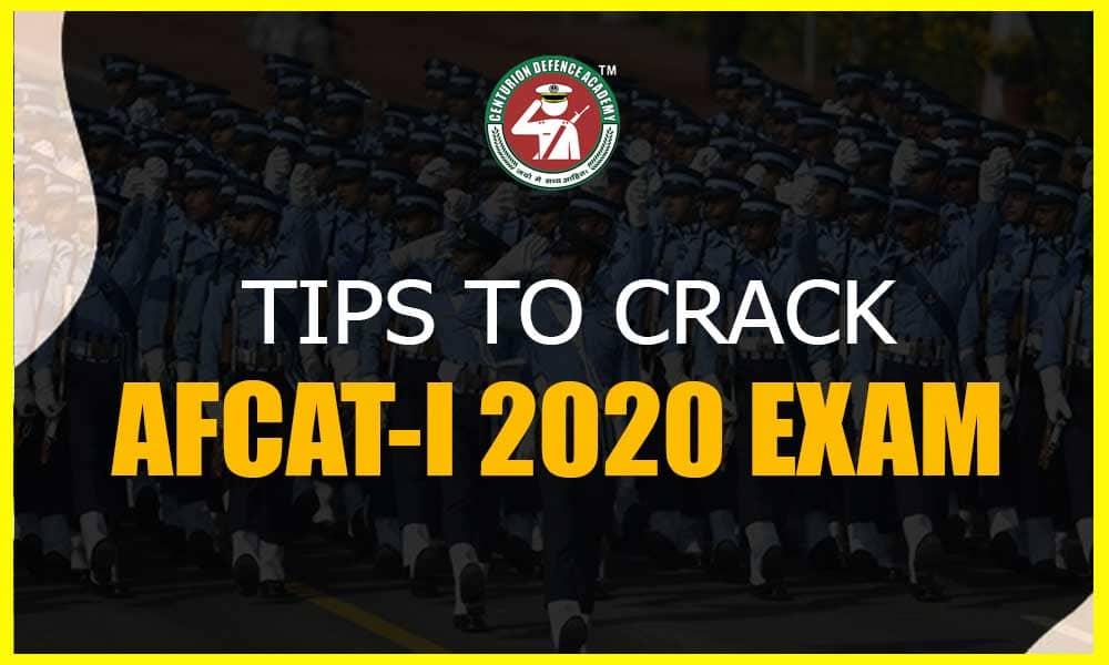AFCAT Tips