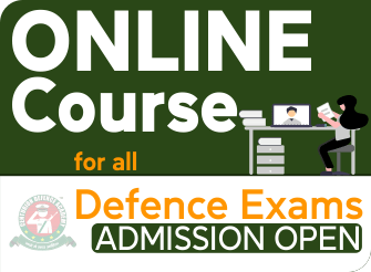 Online Course for Defence Exam
