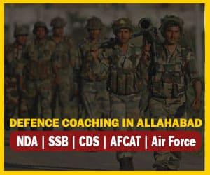 Best NDA Coaching in Allahabad