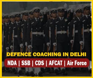 Defence Coaching in Delhi