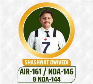 Shashwat NDA Selection