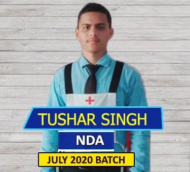 NDA Selected Students