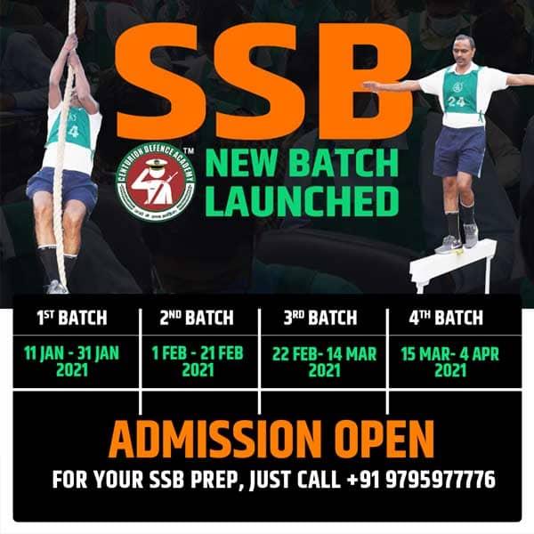 SSB Course