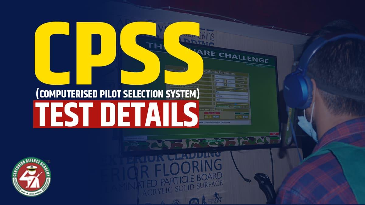 CPSS Test