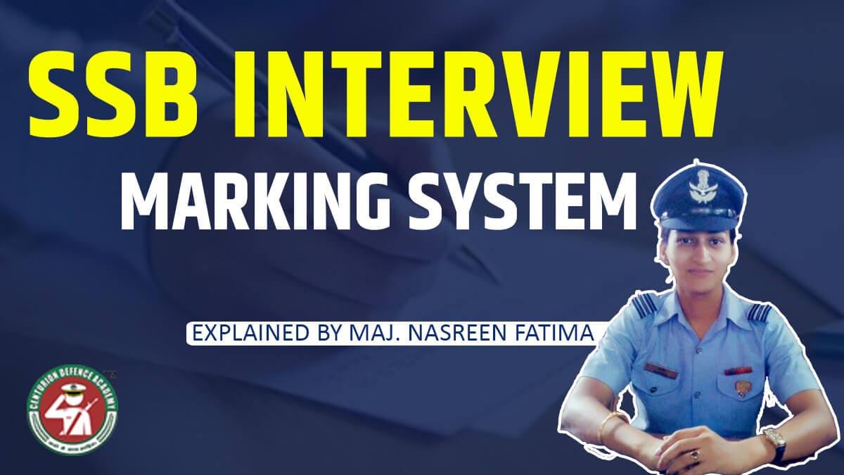SSB Marking system