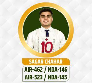 Sagar NDA Selection