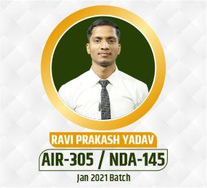Ravi - NDA Selection