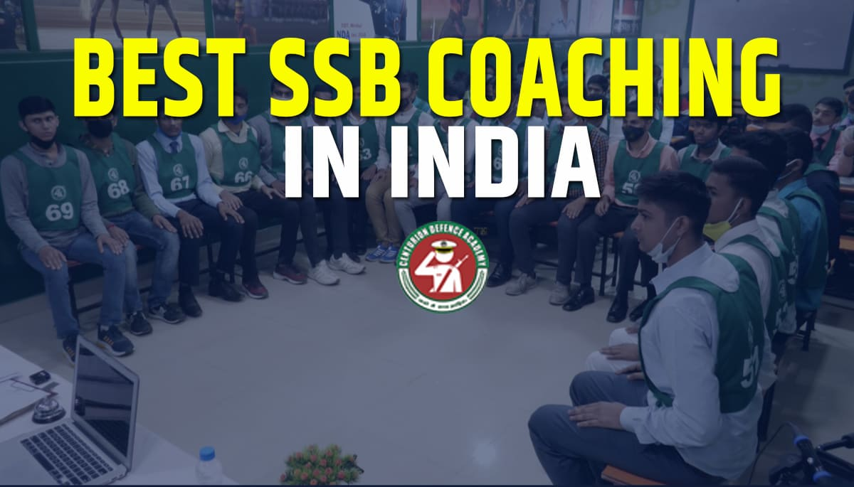 Best SSB Coaching in India