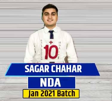 NDA 2021 Selection