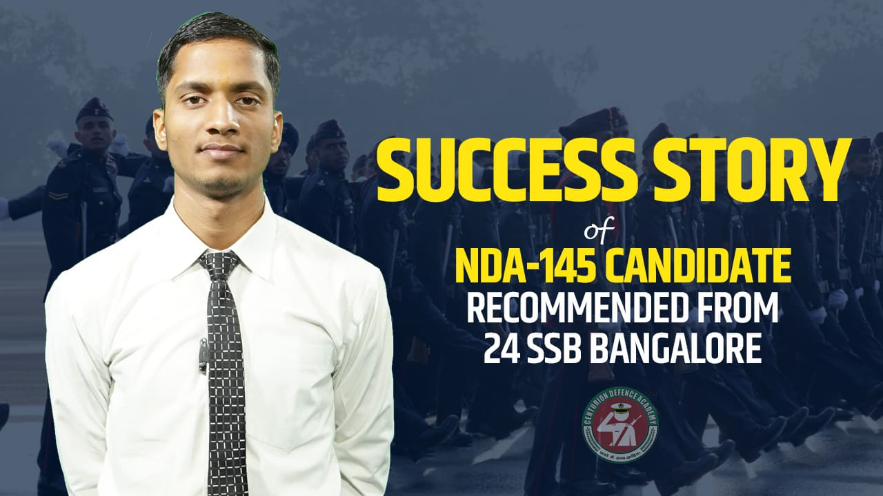 NDA SSB Success Story