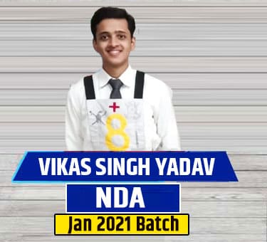 Vikas NDA Selection