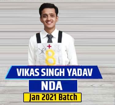 Vikas NDA Selection