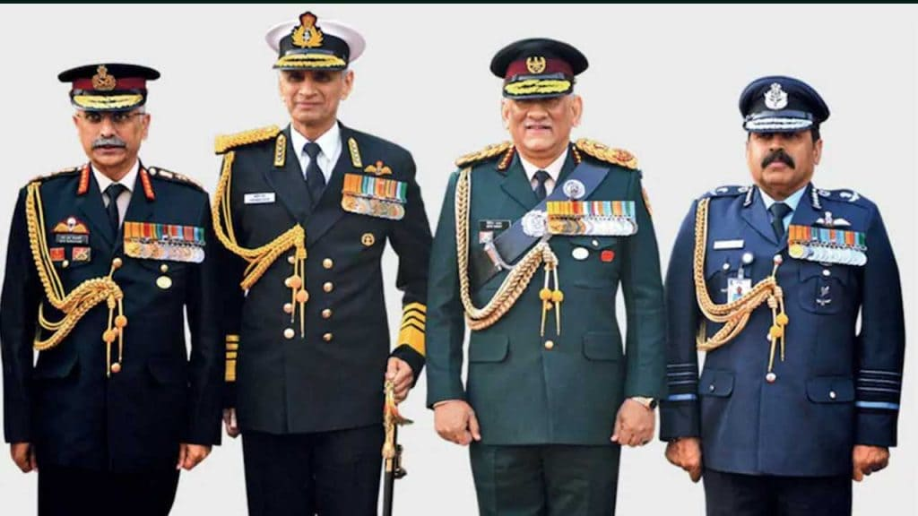 Defence Leaders