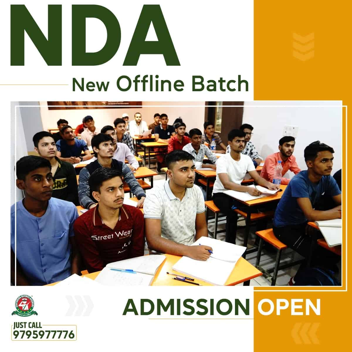 NDA Offline Course