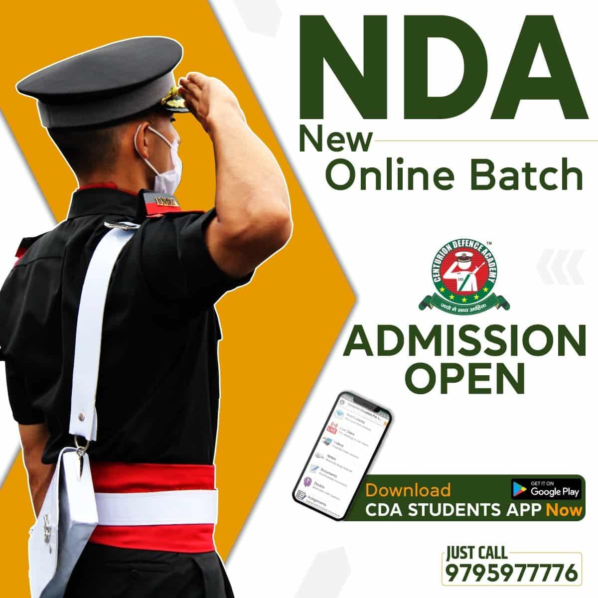 NDA Online Course