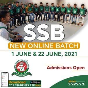 SSB Online Course