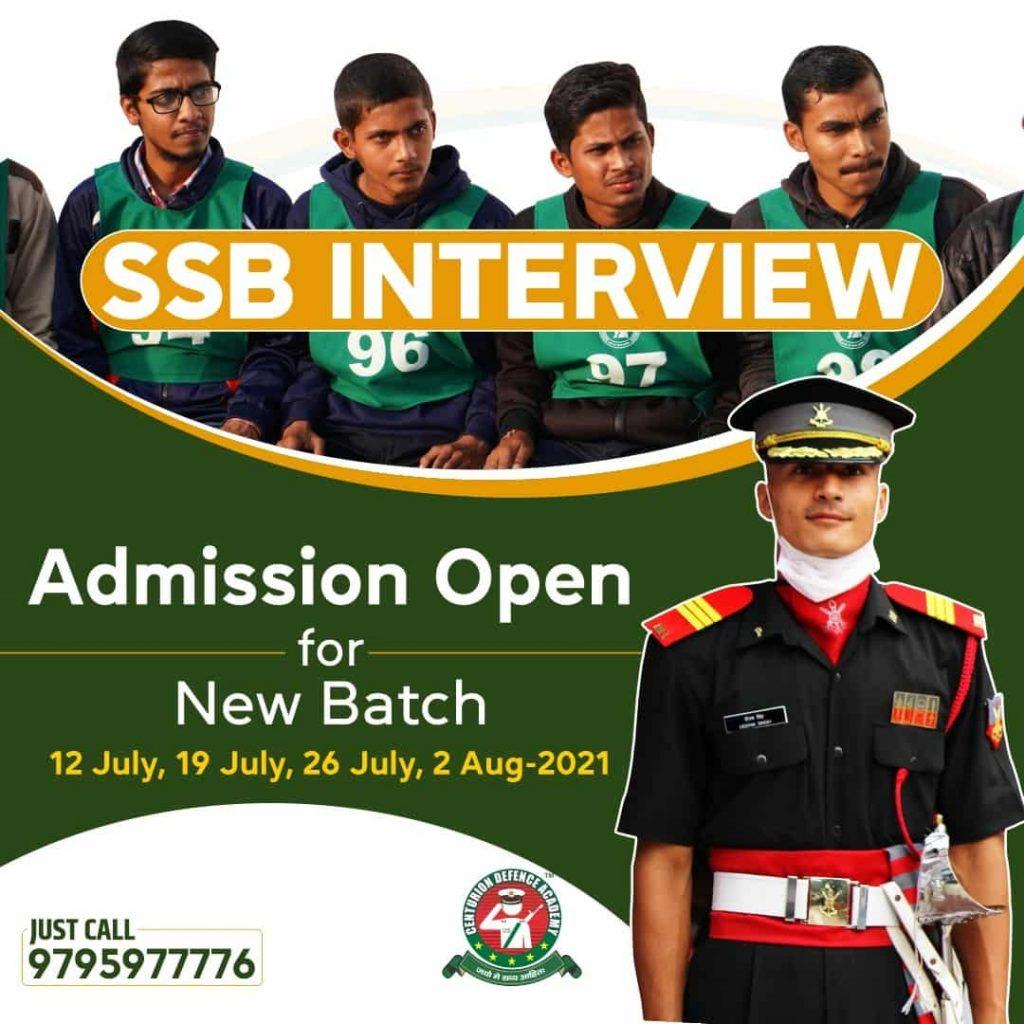 Best SSB Coaching in India