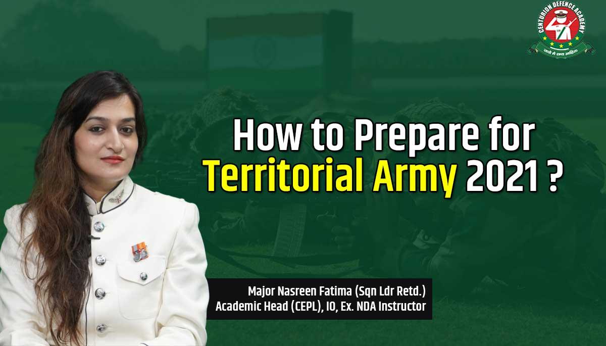 Territorial Army Coaching