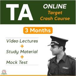 TA 3 Months Online